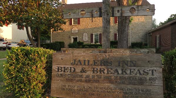 Historic Jail Transformed into a B & B