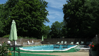Bardstown Parkview Motel pool