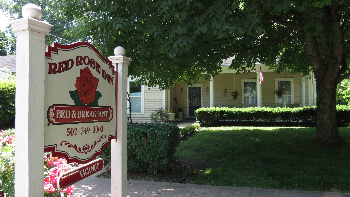 Red Rose Inn is a charming option in an historic Victorian era house