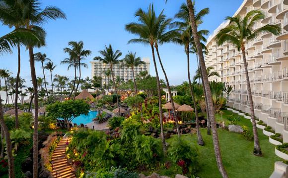 Westin Maui Resort Spa Ka Anapali Beach