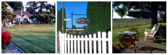 The Cozy Rose Inn in Yakima Valley