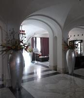 Lobby at Sofitel Legend the Grand Amsterdam