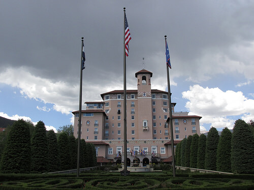 """The Broadmoor"""
