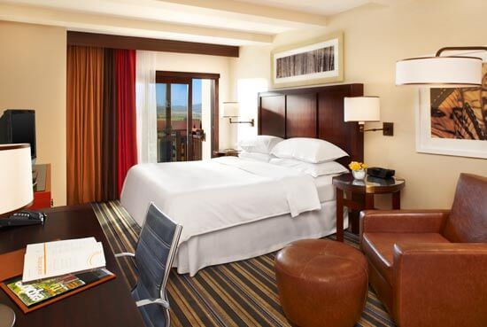 Sheraton Steamboat Deluxe GuestRooms