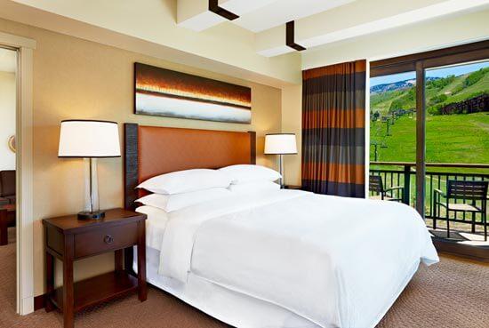Sheraton Resort MtnSuiteKingBed