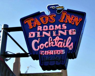 Historic Taos Inn, New Mexico