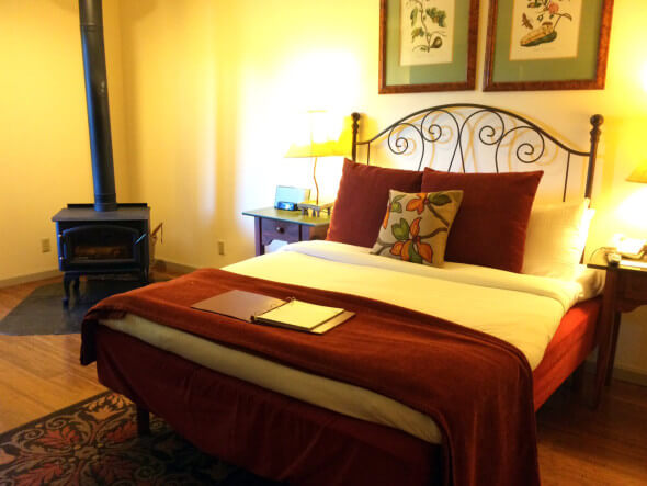 Room at the Mill Valley Inn