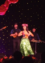 Celebration of the Arts Luau at Ritz-Carlton Kapalua