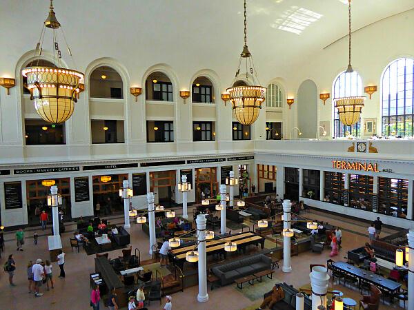 New Crawford Hotel Denver S Union Station