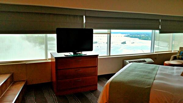 Radisson Niagara Room View