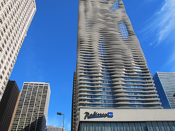 radisson blu aqua hotel chicago a windy city stunner