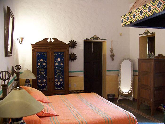 Quinta Las Acacias room GTO