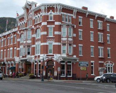 The Strater Hotel, Durango, Colorado