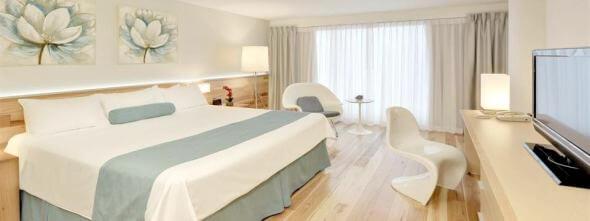 renovated Radisson Admiral Hotel Toronto-Harbourfront