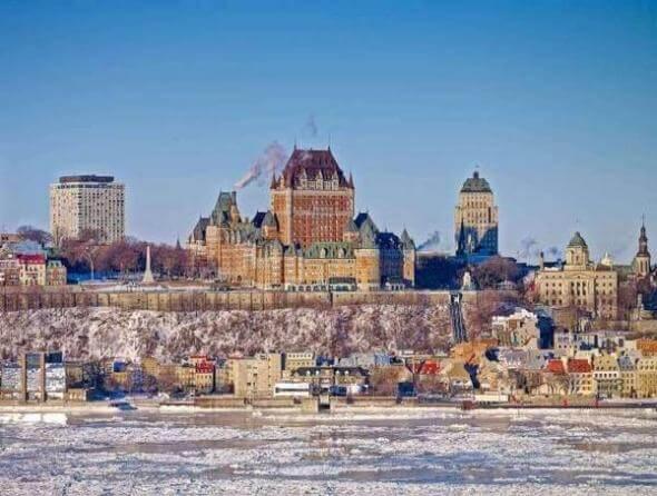 """""""Fairmont Chateau Frontenac"""", Quebec, Canada"""