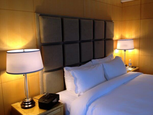 Guest room, Soho Metropolitan Hotel, Toronto, ON Canada