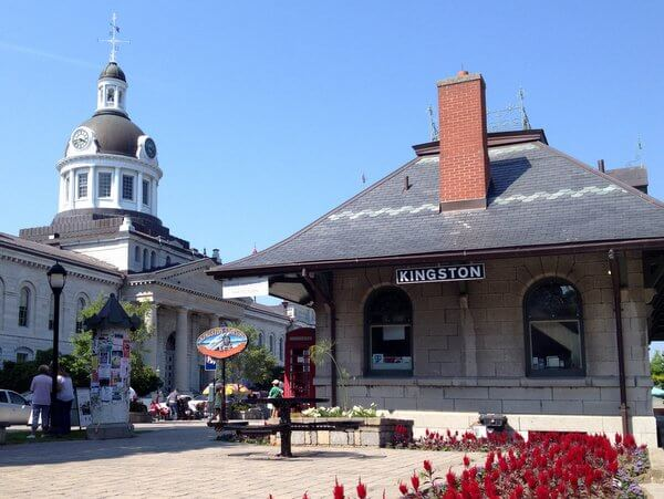 Kingston tourist information centre