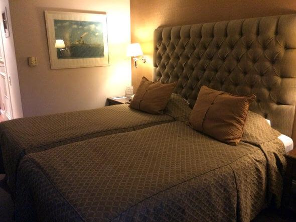 Hera Hotel room