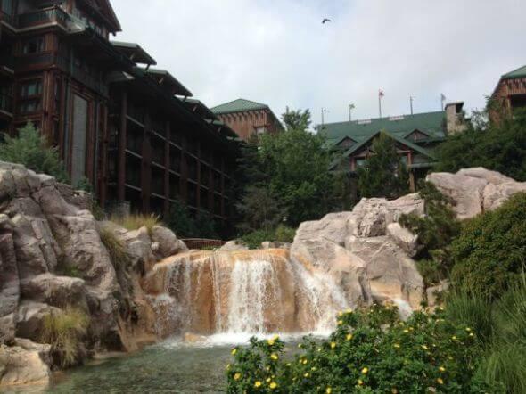 Wilderness Lodge at Disney World