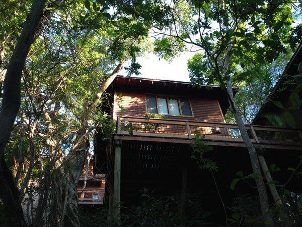 Treehouse cottages, Aqua Wellness Resort, Nicaragua