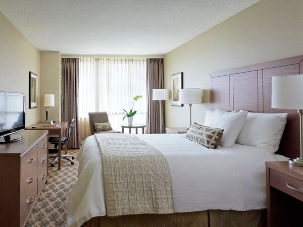 Eaton Chelsea guest room