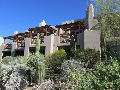 Four Season Resort Scottsdale at Troon North, Arizona, hotel