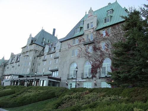 Fairmont Richelieu, Quebec, Canada