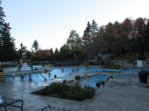 Fairmont Richelieu, pool