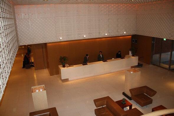 Lobby, Hyatt Regency Kyoto