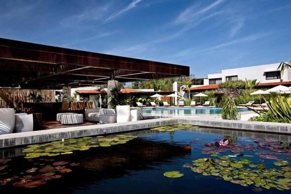 LunaCanela Hotel & Spa Pool restaurant