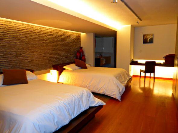 LunaCanela Hotel & Spa Suite