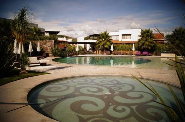 Luncacanela Hotel Spa Pool Jacuzzi