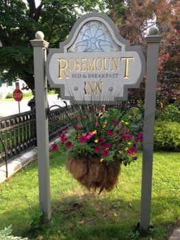Rosemount Inn, Kingston Ontario