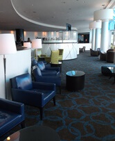 Inside Bay Bar at Sofitel San Francisco Bay