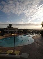 Adult pool at Hyatt Park Aviara