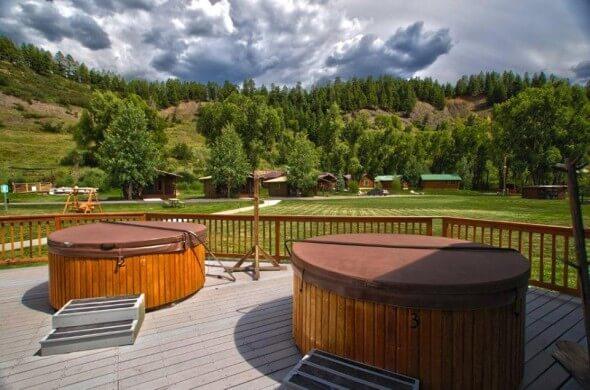 Pagosa High Country Hot tubs