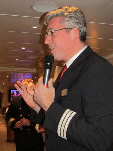 Martijin Kamphuis, Viking River Cruises, Viking Longship