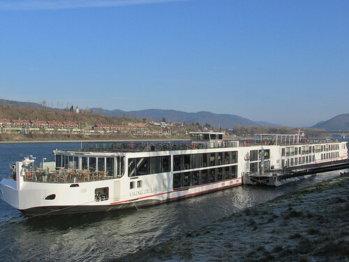 Viking Delling, Viking River Cruises, Melk, Austria