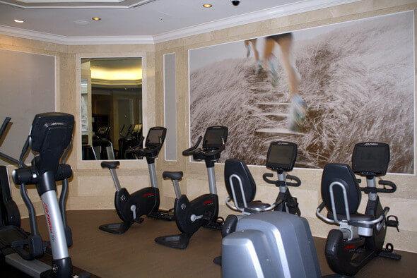 Westin St. Francis Fitness Center