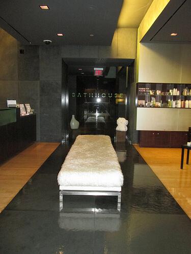 Bathhouse spa