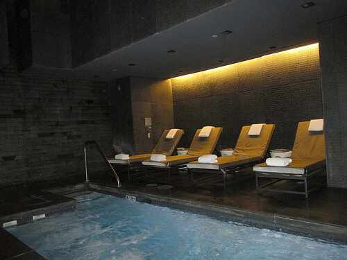 Bathhouse spa, Delano Las Vegas