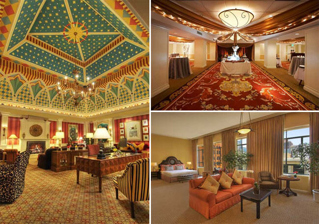 Downtown denver 39 s best romantic hotels for Best boutique hotels denver