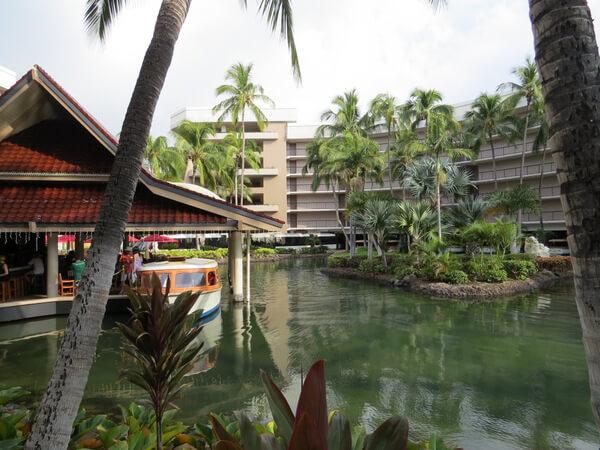 Hilton Waikoloa Village cruise