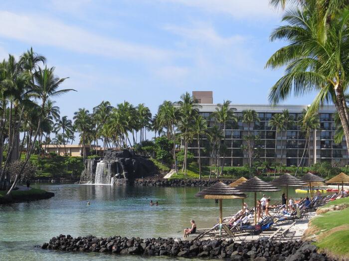 Hilton Waikoloa Village Lagoon
