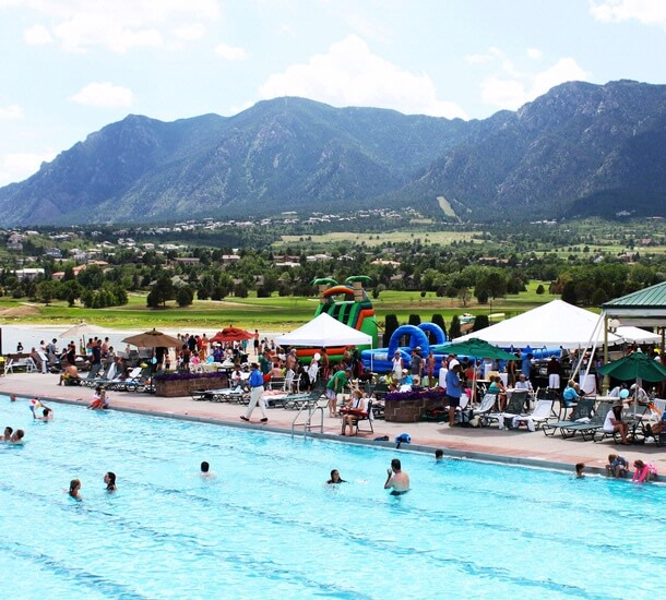 Cheyenne Mount Resort Pool