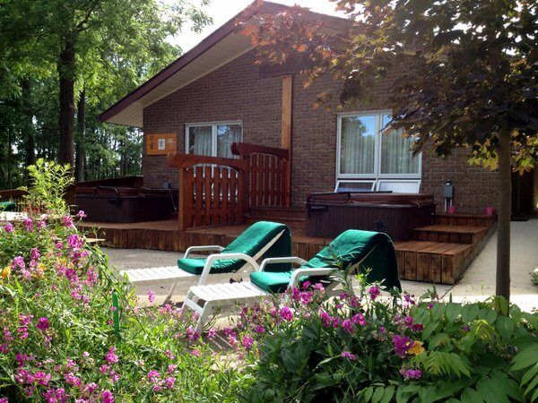 Suites, Forest Motel, Stratford, Ontario
