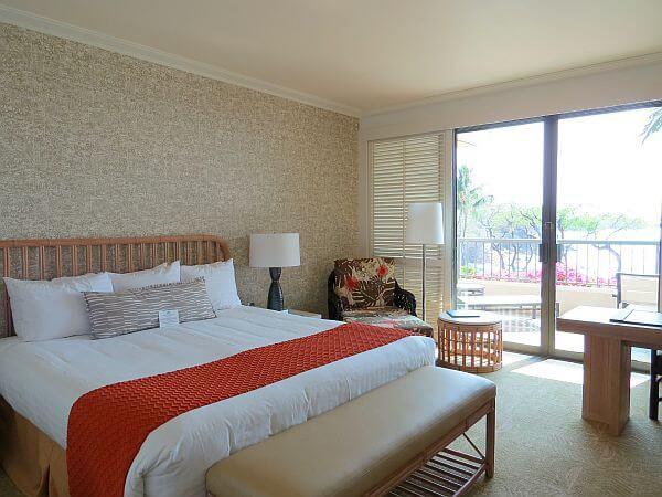 Room at Hapuna Beach Prince Hotel
