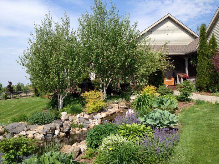 Gardens, Serenity Ranch, Hamilton, Ontario