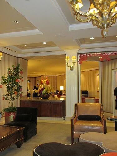 MGM Grand Hotel, lounge