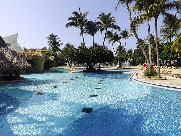 Acapulco pool